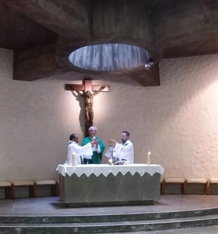 St Joseph concélébration